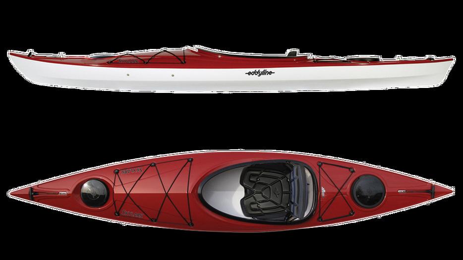 Skylark Reviews Eddyline Kayaks Buyers Guide Paddling Com
