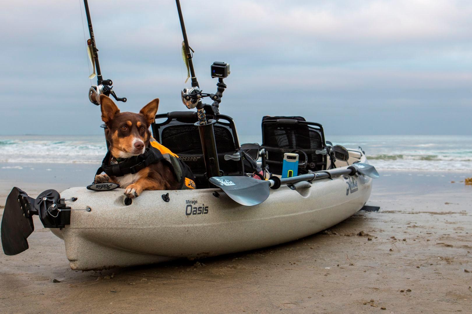 Hobie Mirage Oasis DLX Kayak
