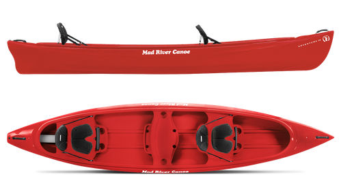 Adventure 14 Reviews Mad River Buyers Guide Paddling Com