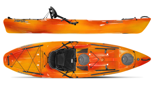 Tarpon 100 Reviews Wilderness Systems Buyers Guide Paddling Com